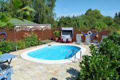 Pool und Wellnessbereich